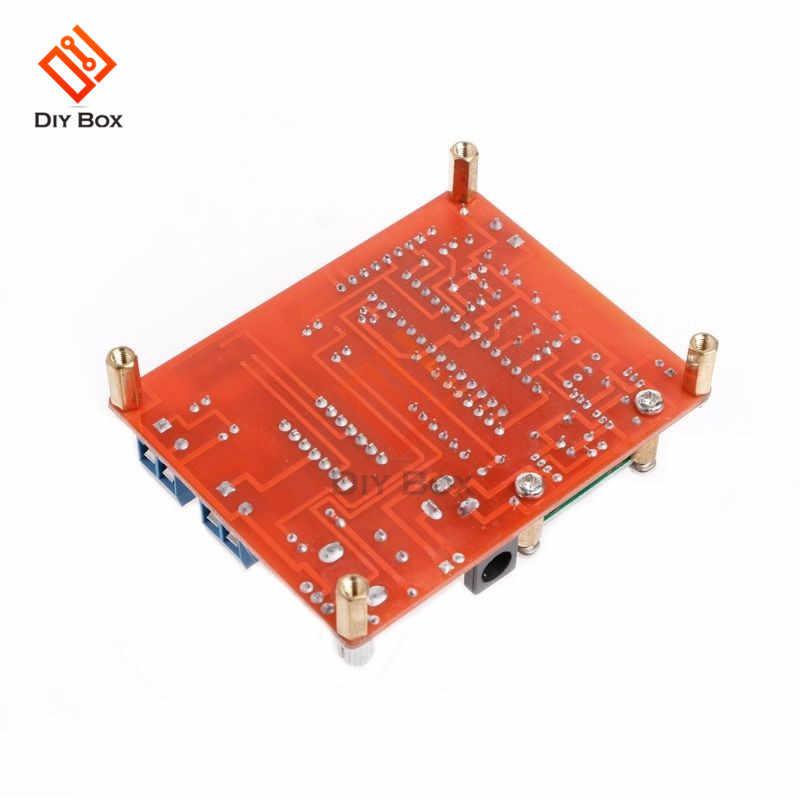 Mega328 tam monte transistör test cihazı LCR diyot kapasite ESR metre PWM dalga frekans sinyal jeneratörü İngilizce rusça