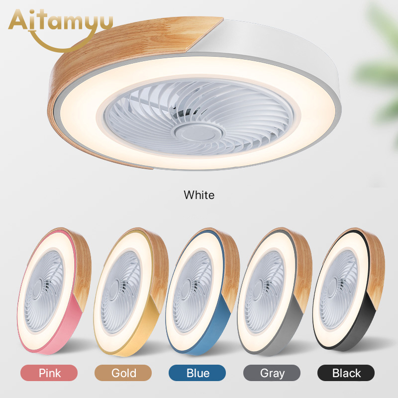 Knowledgeable Modern Smart Fan Light Led Ceiling Fans With Lights For Living Room 220v/110v Cooling Ventilador Ceiling Fan Lamp With Remote Numerous In Variety