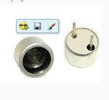 2pcs split ultrasonic / transceiver / ultrasonic sensor / ultrasonic probe / diameter 16MM