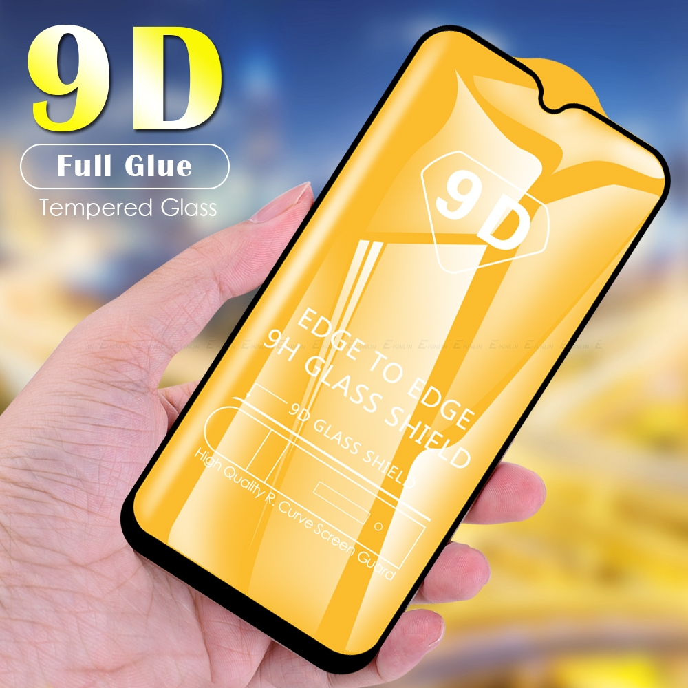 9D Glass For Oppo RX17 R17 Pro Neo R15x Tempered Glass Screen Protector Full Cover Protective Film