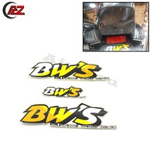 Acz motocicleta adesivos para yamaha bws50 scooter corpo carenagem bw50 s logotipo decalque