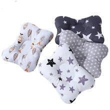 Детская подушка для кормления поддержки сна с рисунком предотвращающая