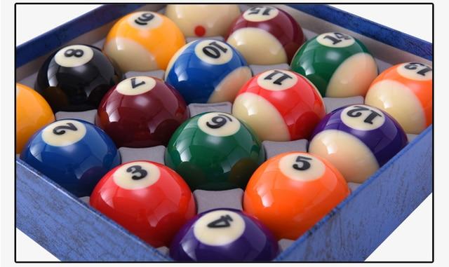 Full Size 57mm Billiard Ball Set 2