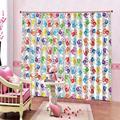Печатные затемненные занавески  креативные Детские занавески с принтом руки  занавески для гостиной  плотные шторы для спальни