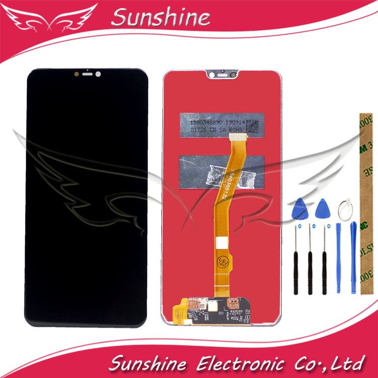 100% Tested LCD For Vivo Y85 V9 LCD Display With Touch Screen Sensor Complete My Version Assembly For Vivo V9 Youth