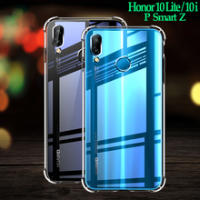 For honor 10 lite 10i case Full Protection Soft Clear Honor 10i Cover TPU Silicone Cases huawei p smart z Crystal Phone Case for honor 9 huawei honor 9 lite case full protection soft clear tpu silicone cases honor 9x crystal phone case honor 9 x cover