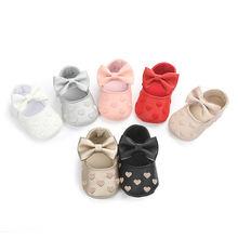 Туфли для малышей с мягкой нескользящей подошвой водонепроницаемые
