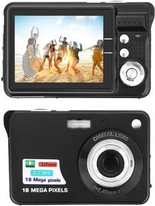 Image 1 - Genuine Komery Original k9 Camera 3.5 inch LCD 1800w Pixel 4X Digital Zoom Time lapse Photography Camcorders Three year warranty