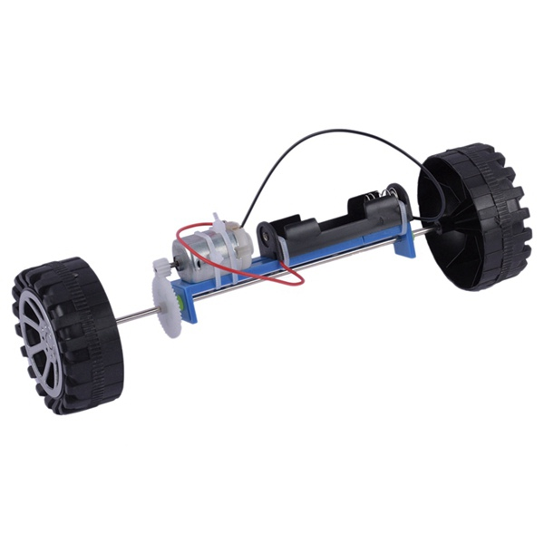 Diy Two-Wheel Balance Car Assembling Technology Handmade Scientific Experiment Model