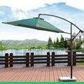 4000576704626 - Sombrilla de jardín gran sombrilla al aire libre hermosa impermeable UV resistente 3,0 m diámetro Banana jardín Gazebo