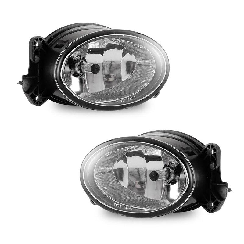 Автомобильный передний бампер левый/правый противотуманный светильник для MERCEDES BENZ C E G GL Cls M Class W204 C300 W211 E350 W219 Cls550 G500 W164