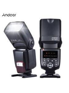 Flash-Speedlite Camera Fill-Light Andoer Nikon Olympus Universal Ad-560-Ii Canon