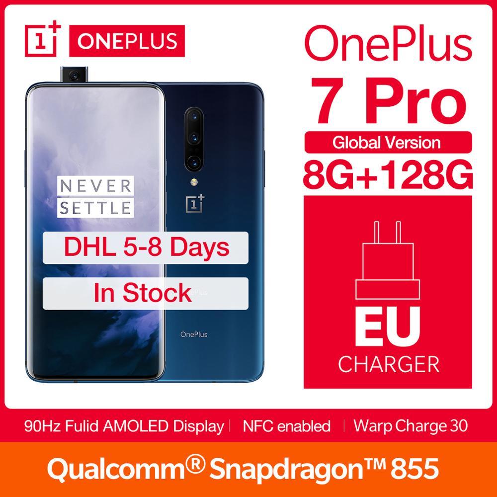 OnePlus 7 Pro Global Version  8GB RAM 256GB ROM 90Hz 6.67