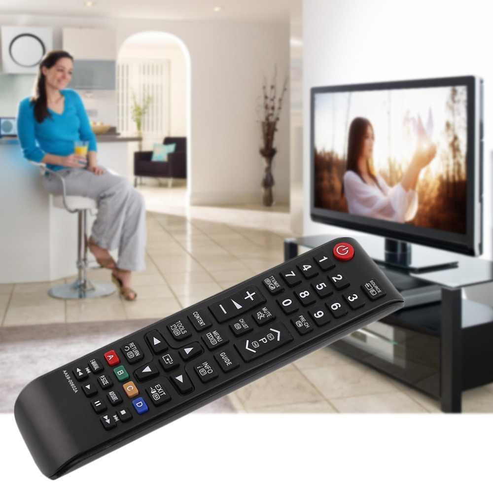ユニバーサル完璧な交換スマート · リモート制御スーパーバージョンサムスン HD Led テレビ AA59-00602A 黒