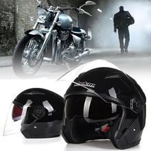 Motorcycle Helmet Craniacea Creativity Safety Hat Anti-Vibration Crashworthy Rac