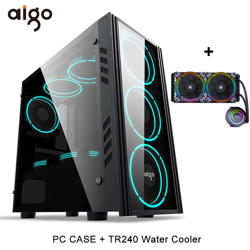 pc case and TR240