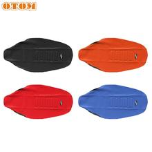 OTOM Motorcycle Cushion Universal Motorbike Pro Rubber Gripper Soft Seat Cover Non-slip Waterproof Stretchy For KTM CRF KXF RMZ