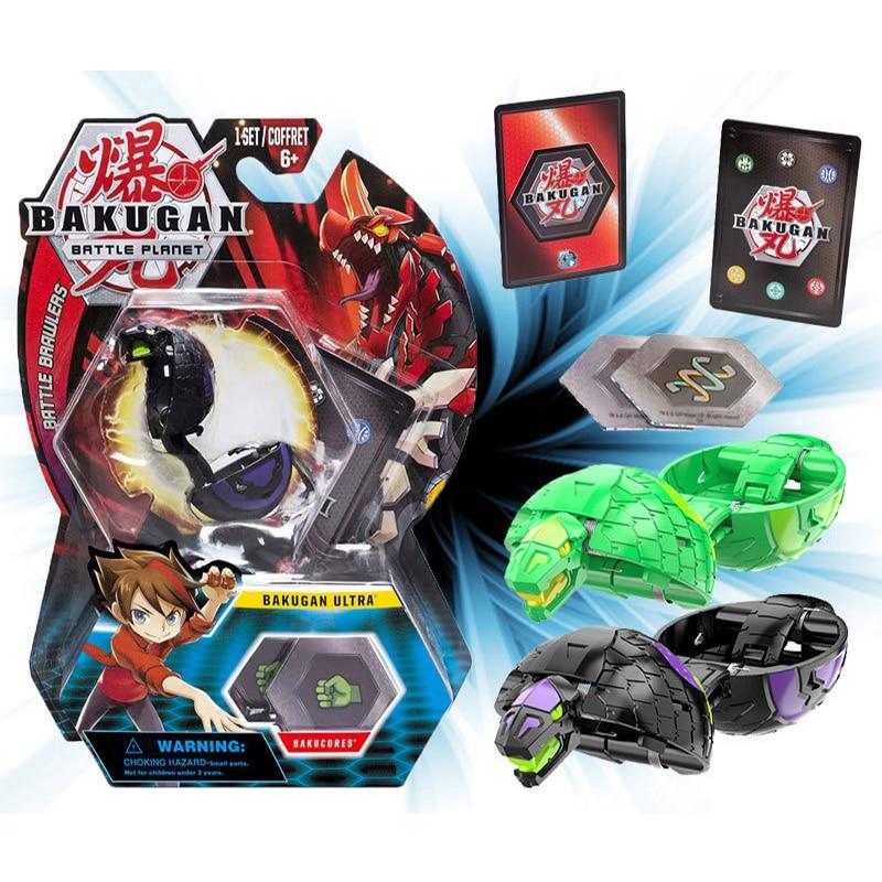 TAKARA TOMY New BAKUGAN  Bakugan Toupie Metal Fusion Met Monster Ball Gyro Atletiek Speelgoed Gyro Burst