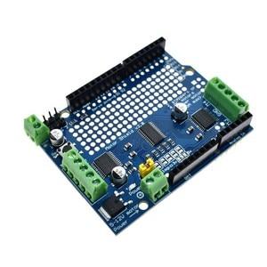 official IIC I2C TB6612 Mosfet Stepper Motor PCA9685 PWM Servo Driver Shield V2 For Arduino Robot PWM Uno Mega R3 Replace L293D