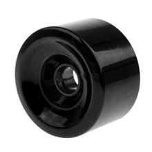 90 мм Электрический скейтборд колесо демпфирования скейтборд колесо для SHR78A PU колесо мягкое сопротивление длинное бортовое колесо