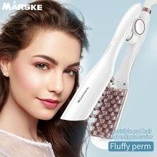 2020 Newest Hair Fluffer Hair Curler Hair Comb Super Tourmaline Ceramic Curling Iron Women and Men