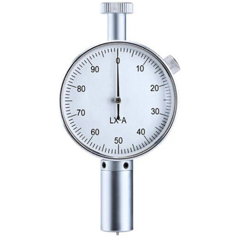 Dial Hardness Tester Hardness Tester Penetration Gauge Hardness Tester For Plastic Leather Rubber Multi-Resin
