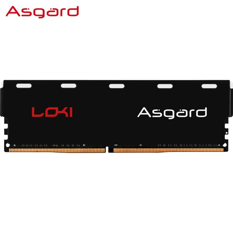 Asgard Loki serie DDR4 8gb 16gb 2666mhz 3000mhz 3200mhz RGB RAM per il gioco del desktop con ad alte prestazioni di memoria ram