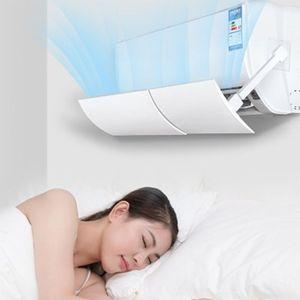 Image 1 - Réglable Pliable Climatiseur Déflecteur Confinement Déflecteur Dair Dair De Sortie Aile Refroidi Par Air Anti Explosion Déflecteur