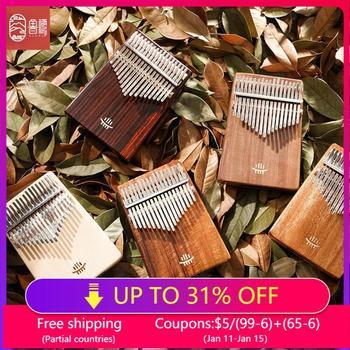 hluru-b-box-kalimba-thumb-piano-musical-instrument-17-21-keys-notes-vibraphone-walnut-rosewood-opening-bottom-hole-xylophone