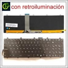 แป้นพิมพ์ภาษาสเปนสำหรับ MSI MS 16GA MS 16GB MS 16GC MS 16GD MS 16GE MS 16GF MS 16GH S1N 3ERU291 S1N 3EUS204 S1N 3EUS2K1 ละตินพจนานุกรม SP