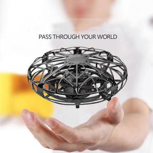 4-Axis Mini Flying Drone Infrared Gesture Induction Helicopter Aircraft Kids Toy