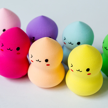 Makeup Egg Sponge Egg Dry And Wet Dual-use Soaking Water Becomes Bigger Makeup Powder Puff Cosmestic Foundation Beauty
