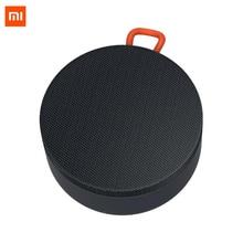 Xiaomi 야외 블루투스 스피커 미니 휴대용 무선 IP55 방진 방수 스피커 MP3 플레이어 스테레오 음악 서라운드 스피커