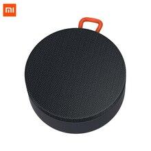 Xiaomi Outdoor Bluetooth lautsprecher Mini Tragbare Drahtlose IP55 staubdicht wasserdichte Lautsprecher MP3 Player Stereo Musik surround Sprechen