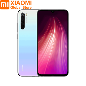 Image 4 - Global Version Xiaomi Redmi Note 8 4GB RAM 64GB ROM Mobile Phone Octa Core 4000mAh Battery 48MP Cam Quich charging Smartphone