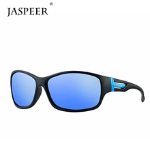 JASPEER Men Polarized Sunglasses Square Sport Goggle Sun glasses Male And Female Driving UV400 Glasses Eyewear цена 2017