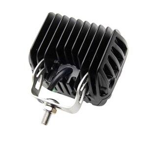 "Image 5 - 2/10PCS 4 ""3 Seiten Shooter 60W Led Arbeit Licht Cube Off Road 4x4 ATV Led Licht Fahren Lampe für SUV Lkw Auto Boot 10 30V"