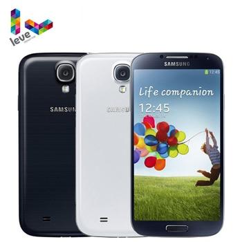 Original Unlocked Samsung Galaxy S4 i9500 i9505 Mobile Phone 5.0