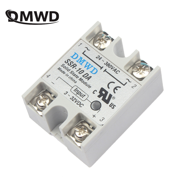 X-DREE Temperature Contoller 4 high Performance Pin AC 240V Essential to 90-250V 40A Well Made Solid State Relay