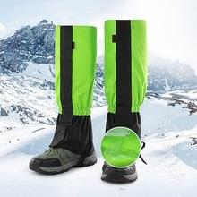 Shoe Leg-Leggings Waterproof-Cover Ski-Boots Trekking Cycling Outdoor Climbing Unisex