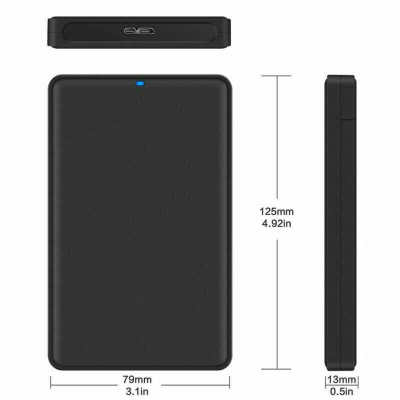 USB 3.0 כדי 2.5 אינץ SATA כונן קשיח חיצוני מארז HDD נייד דיסק קשיח תיבת מתאם 2.5 אינץ SSD ממיר