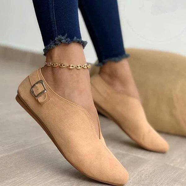 Women Summer Fashion Sweet Flat Casual Shoes  4