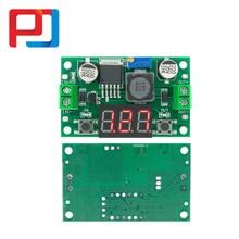 Lm2596 pular dc 4.0 40 40 a 1.3-37v original ajustável step-down módulo de potência + led voltímetro dc/dc