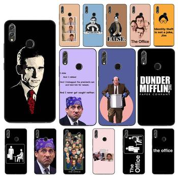 FHNBLJ The office tv show What She Said Colorful Phone Case For Huawei Honor 8X 8A 9 10 20 Lite 30Pro 7C 7A 10i 20i image