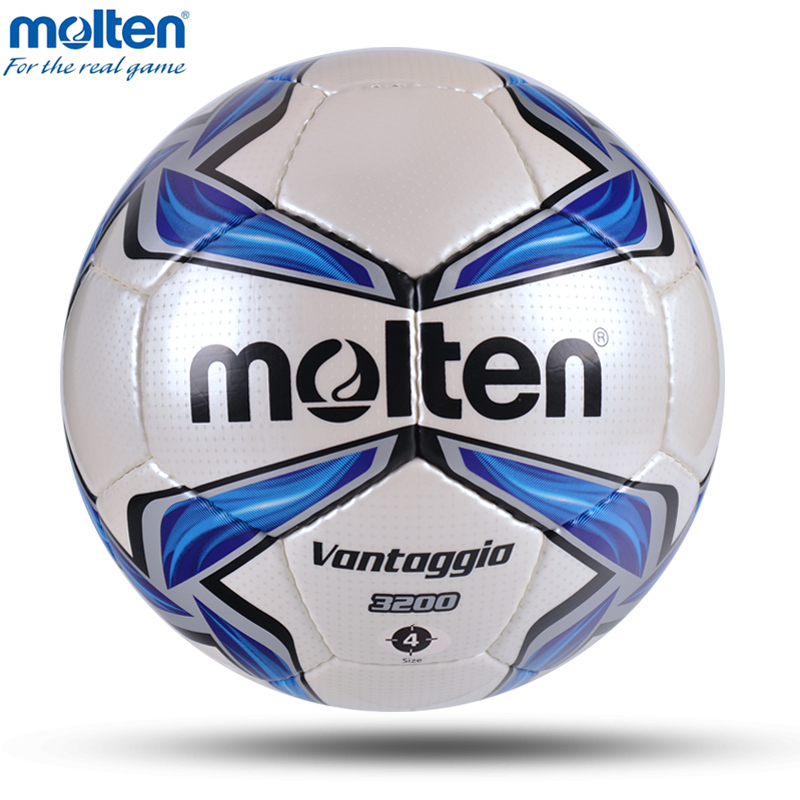 Molten Original Soccer Ball Size 5 Size 4 Professional Training Football Ball Match Ball PU/PVC Material Sports Bola Futbol Topu