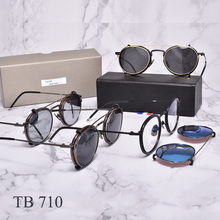 Prescription Glasses Frame TB710 Thom Spectacle Myopia Women Fashional for with Polarized