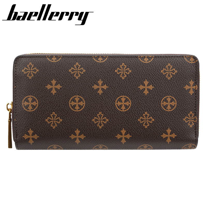 2019 Long Women Wallets  Brand Top Quality PU Female Wallets 12 Card Holders Fashion Female Purse Wallet For Girls