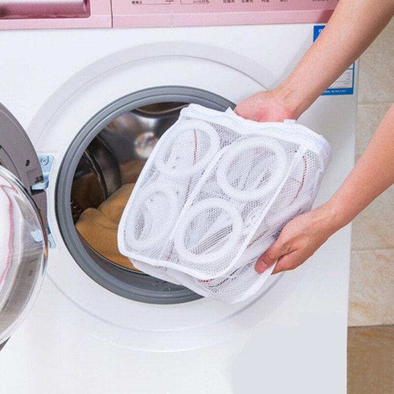 שקית כביסה לנעליים