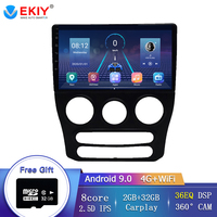 EKIY 8 Core Car Radio For Chery QQ 2013 2014 2015 2017 4G/WIFI DVD 10.1 IPS Touchscreen Android 9.0 Steering Wheel Controls USB