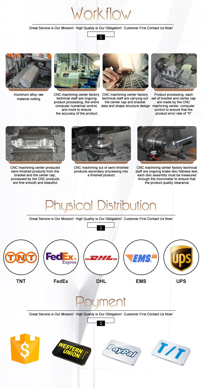 KOKO RACING car auto parts GT4 caliper 4 pot fitment center bell and  bracket 2019 racing car for Mini Cooper s r53 2002